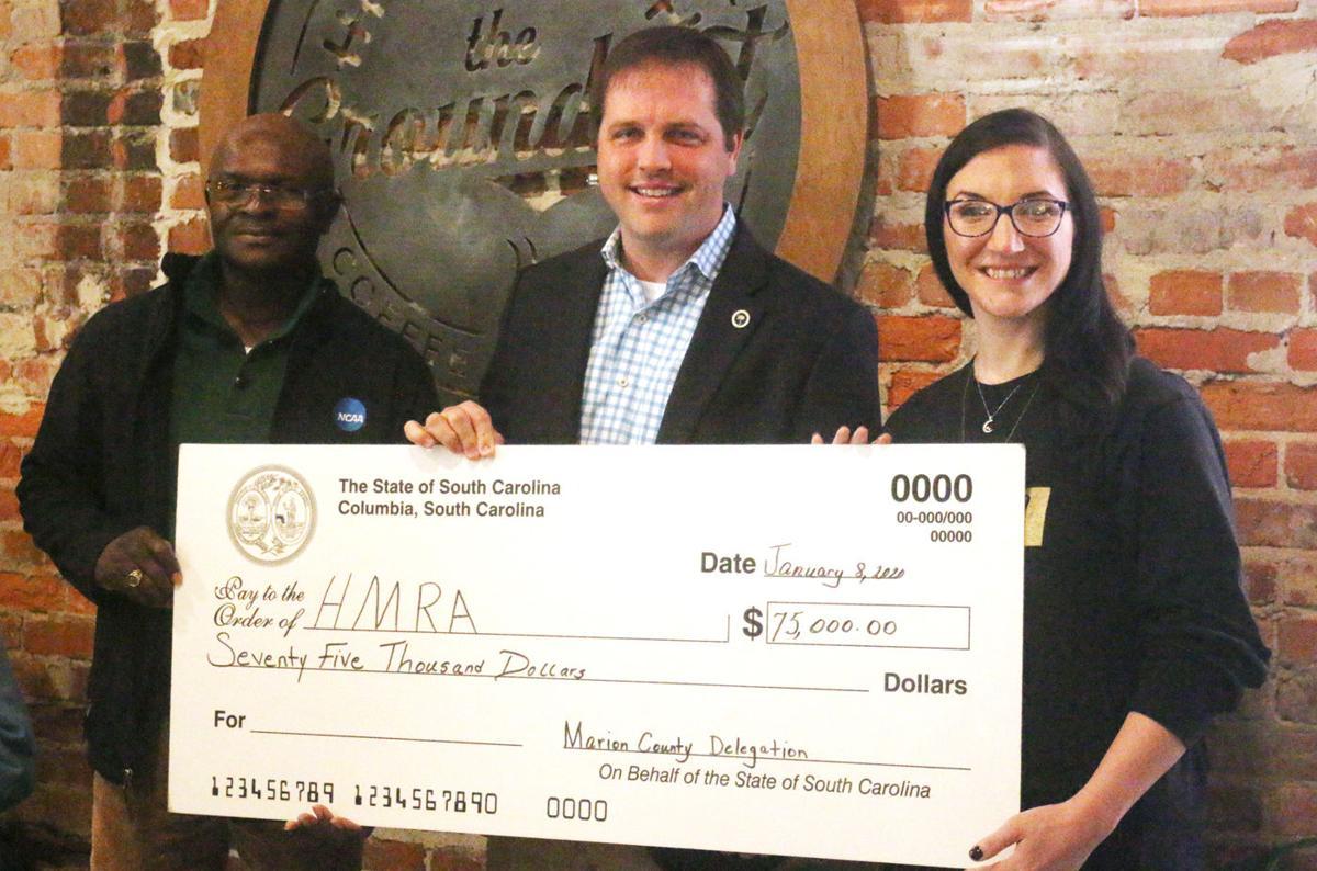 State delegates help award $75,000 to Marion HMRA (2)