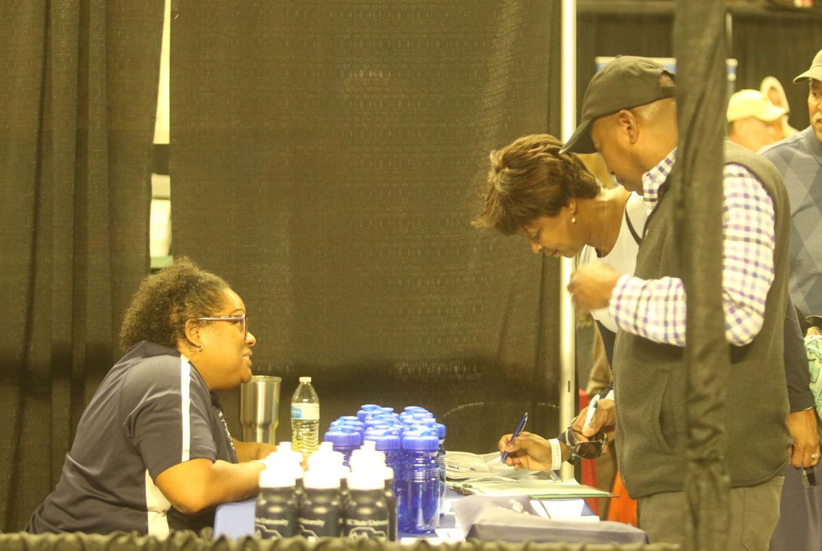 Clemson, SC State helps educate at SC AgriBiz & Farm Expo 2