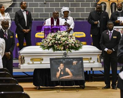 Asiya Jordan Funeral