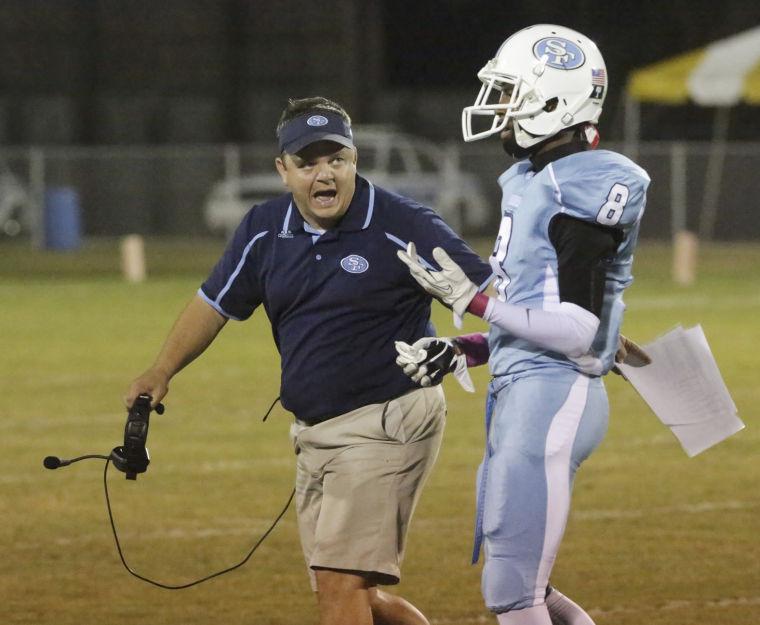 South Florence vs. Carolina Forest   High School   scnow.com