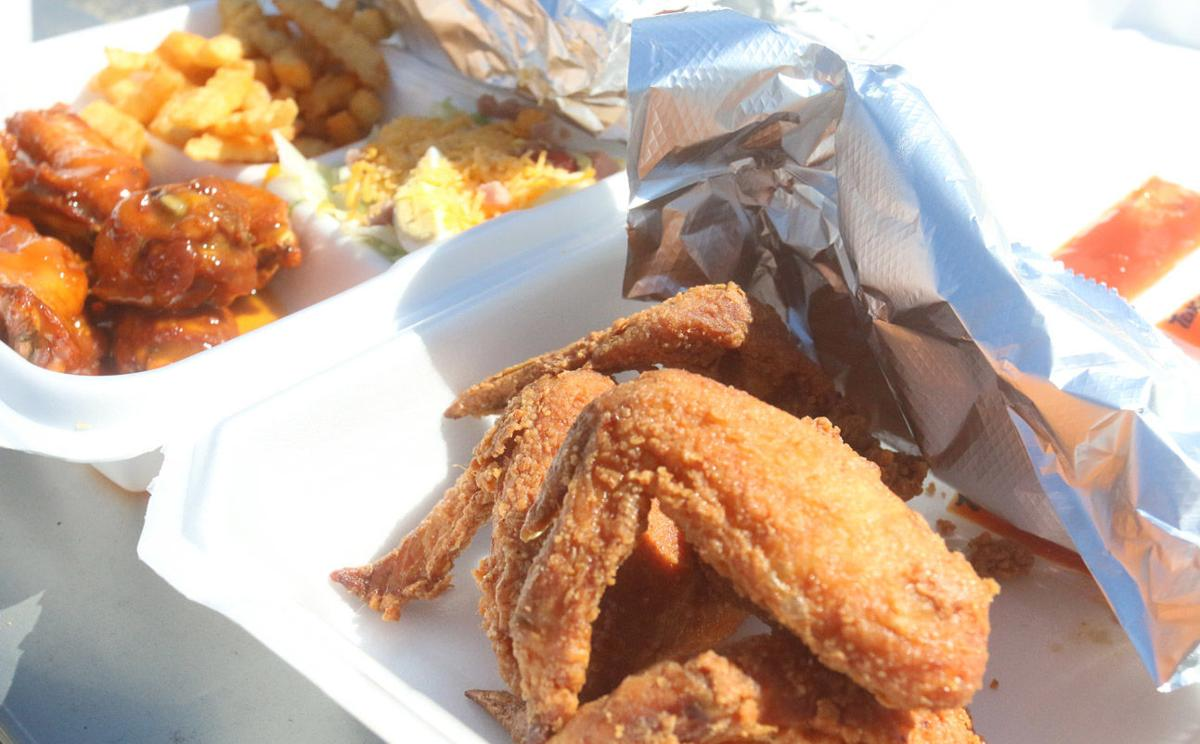 Chop Curbside Catering brings new small business flavor to Mullins
