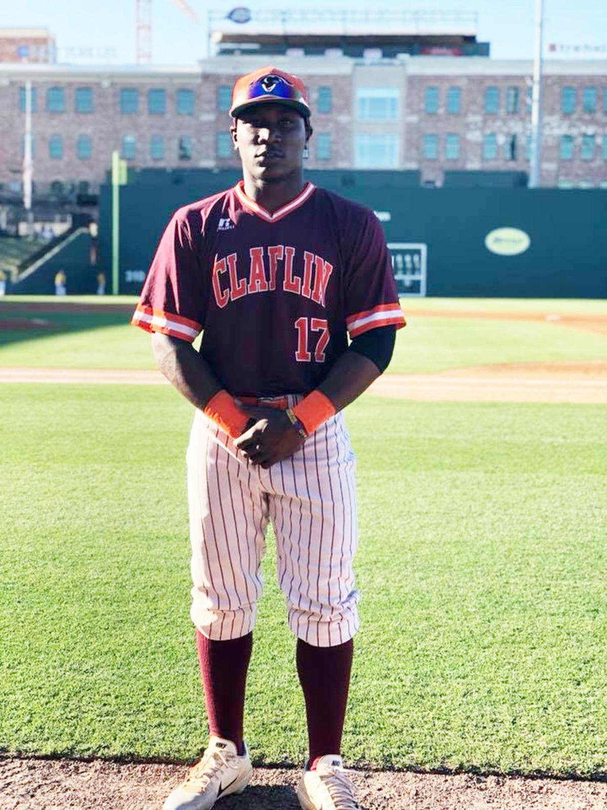 Marion's Hopkins takes slugging act to Claflin University
