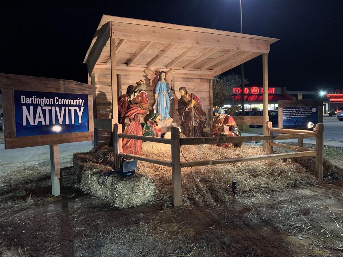 Darlington Nativity