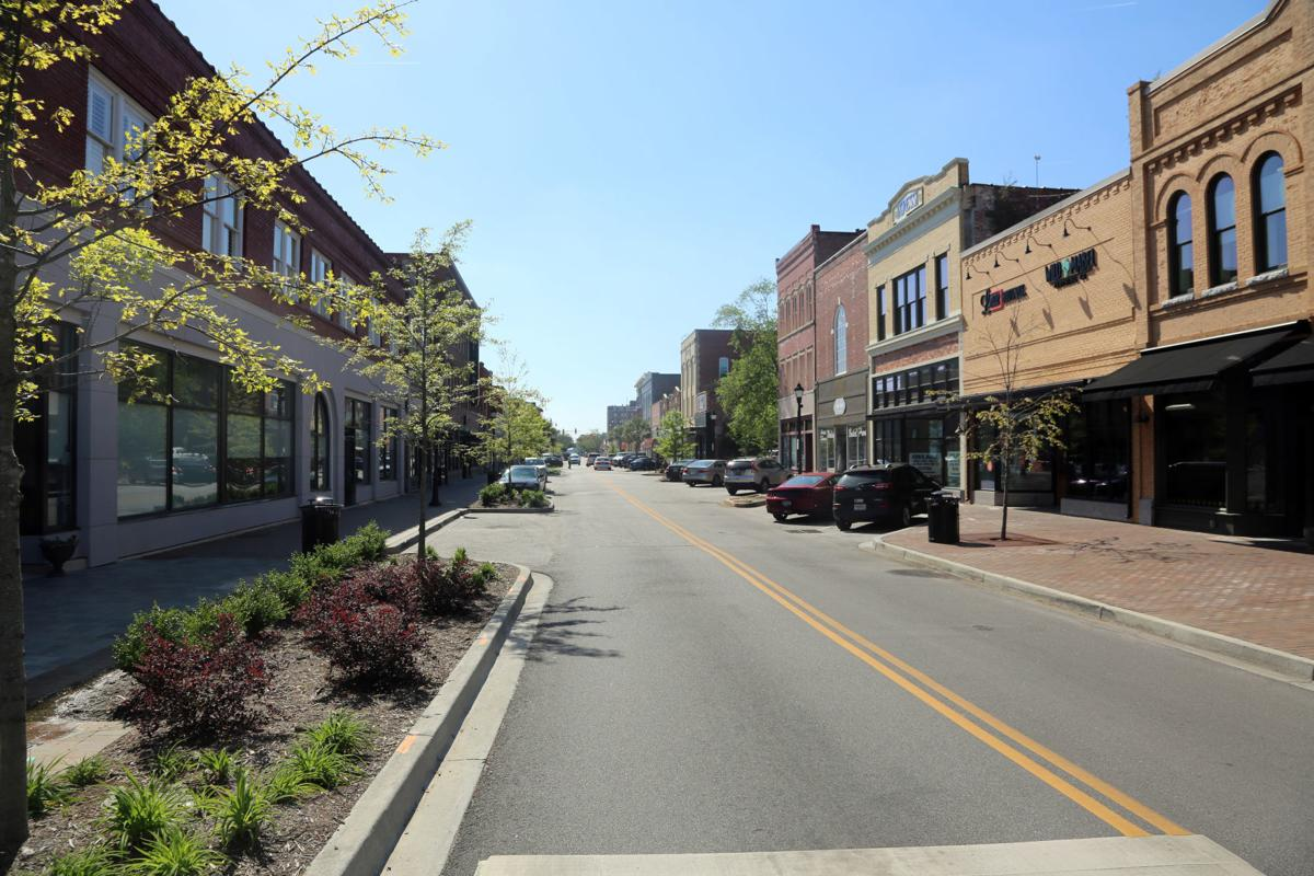 City Of Florence: City Starts To Update Plan For Downtown Florence