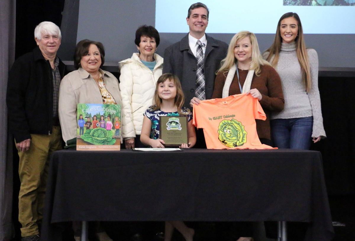 Bonnie Third Grade Cabbage Program