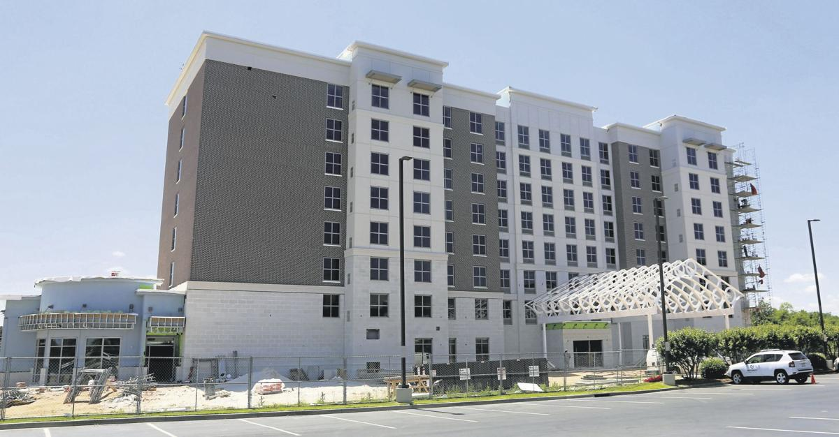 StayBridge Suites is set to open later this summer as part of the thriving Hospitality District in Florence.