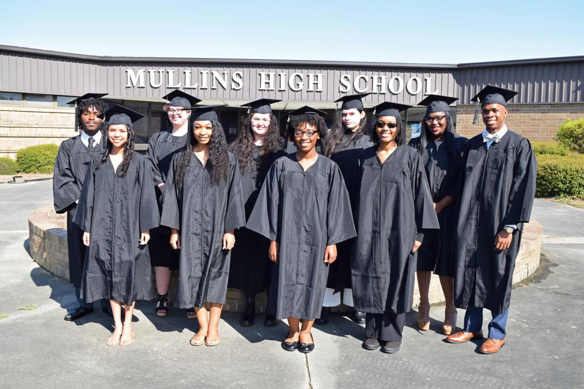 Mullins High School 2021 Cohort.JPG