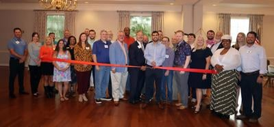 Florence Breakfast Rotary Club holds ribbon cutting to celebrate chamber membership