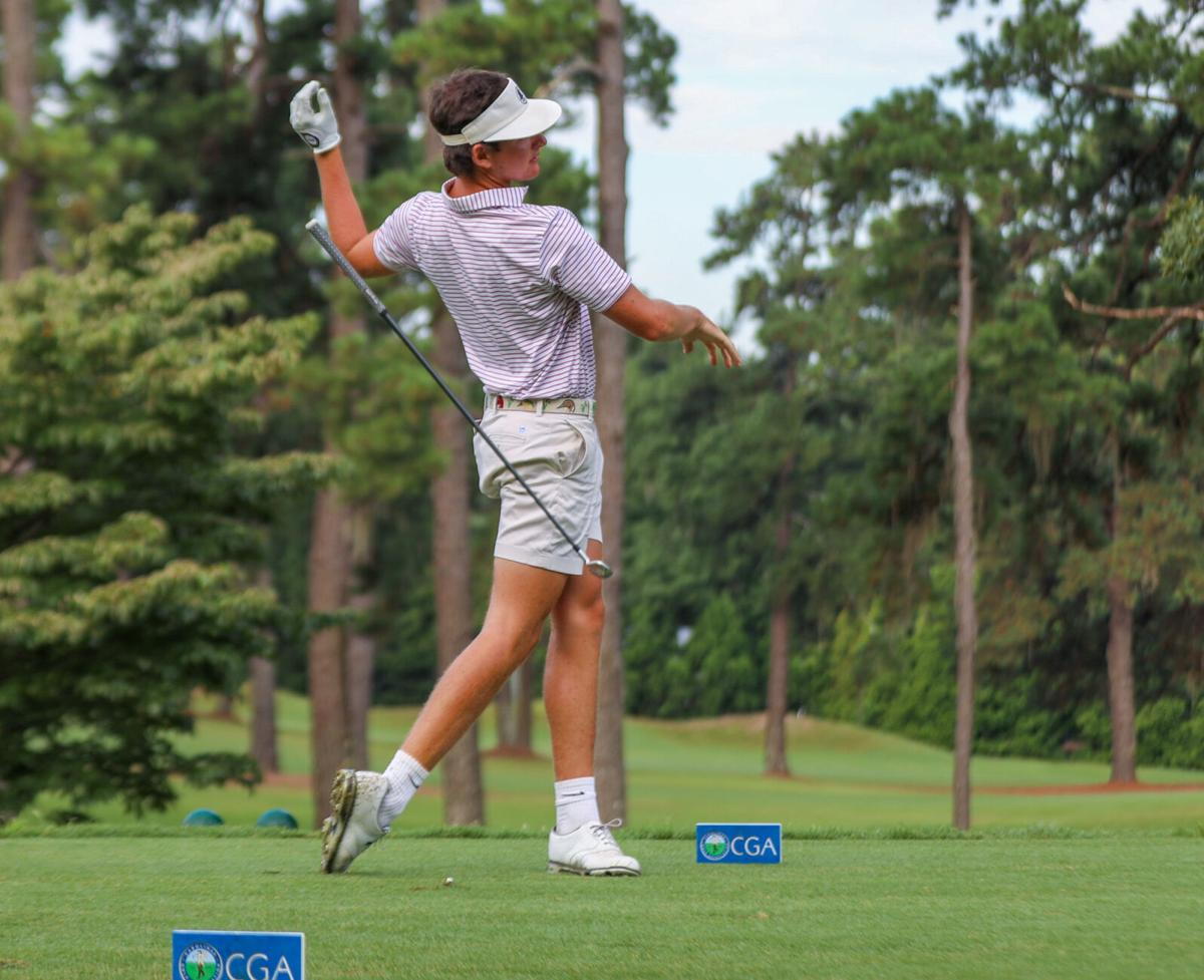 Carolinas Junior Boys' Championship, July 29, 2020