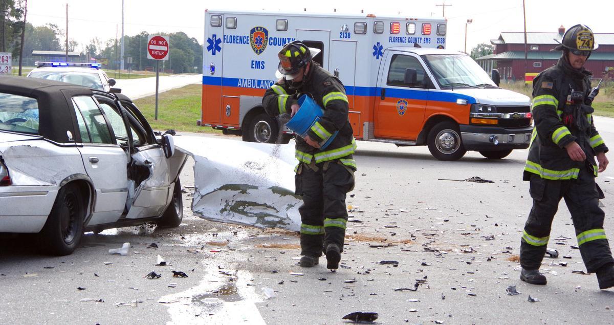 SC 327 Crash
