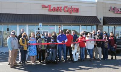 The Lost Cajun officially opens in Florence