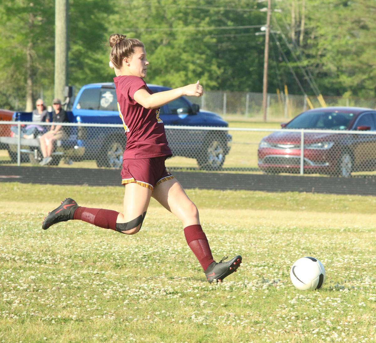 Marion vs. Loris Soccer