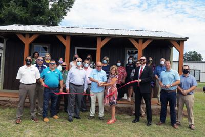 Graceland Buildings of the Pee Dee holds ribbon cutting