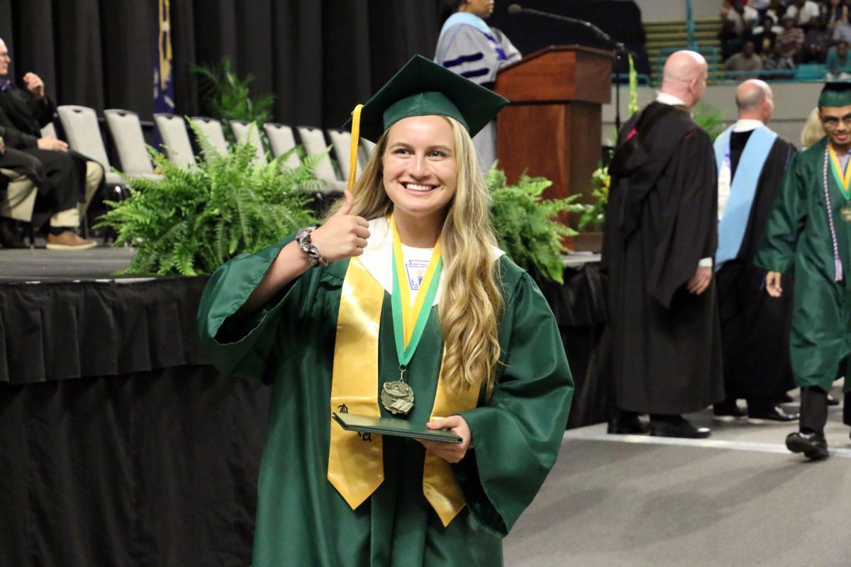 2019 West Florence High School Graduation