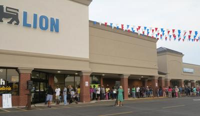 Food Lion grand opening