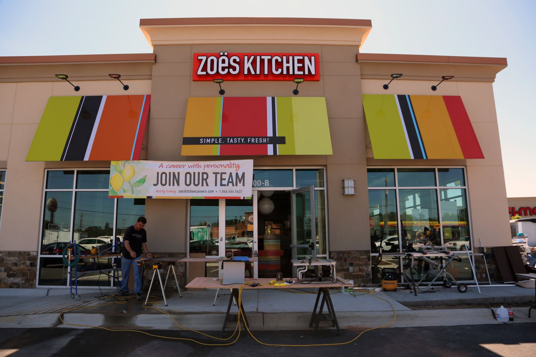 Zoes Kitchen Greenville Nc Fabulous Small Family Meal