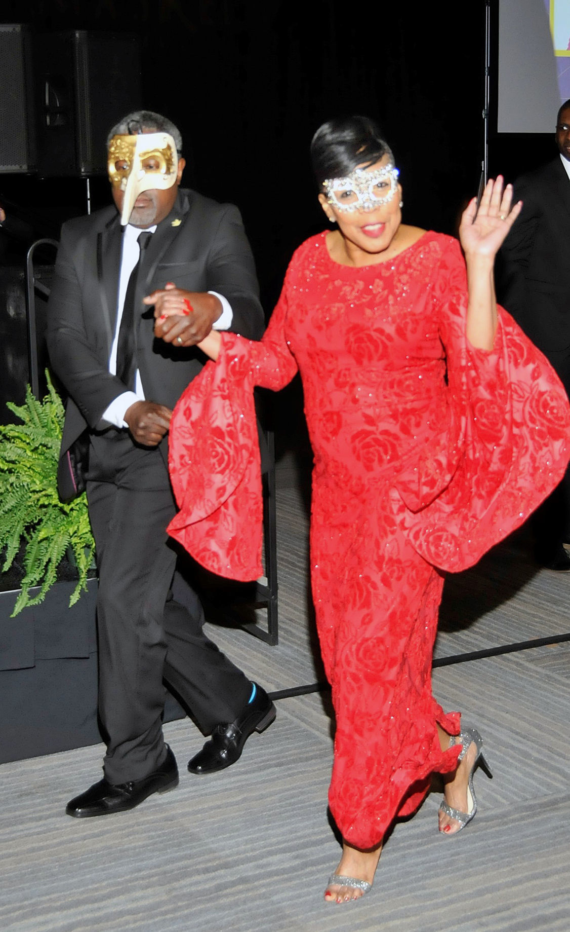 UNCF's annual masked ball is Dec. 6