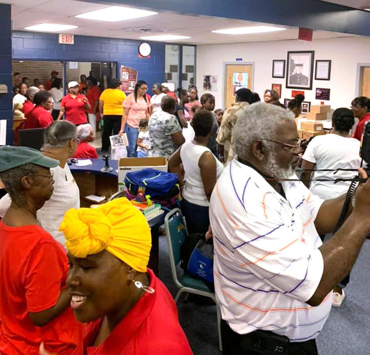 Mullins lodge members serve more than 1,000 people