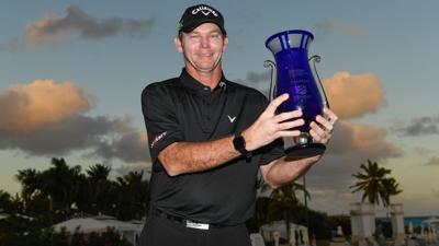 Gainey wins The Bahamas Great Exuma Classic