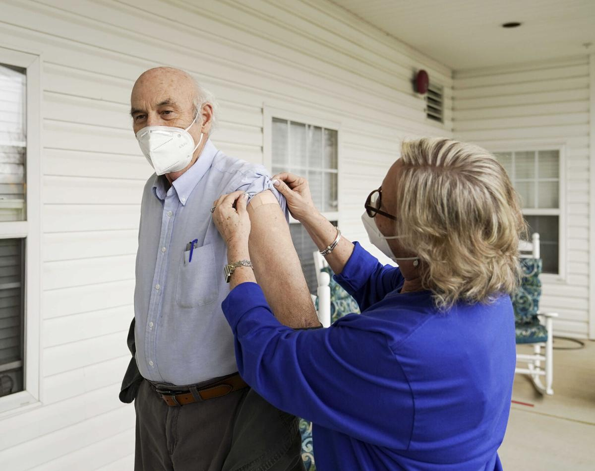 Elmcroft of Florence host second COVID vaccine clinic