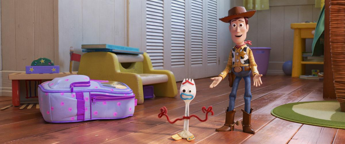 A visually dazzling 'Toy Story 4' makes the other summer sequels and spinoffs look like