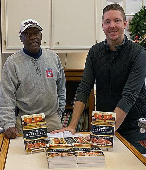 Emory Waters writes book about the African-American community in Hartsville