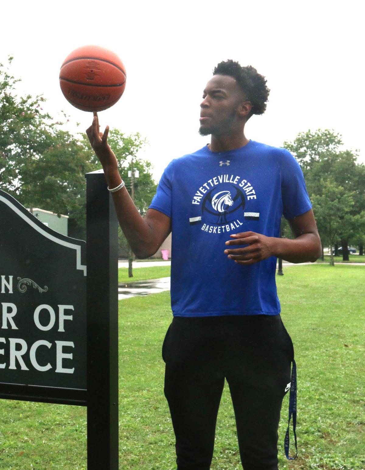 Former Creek Bridge basketball player taking game to France