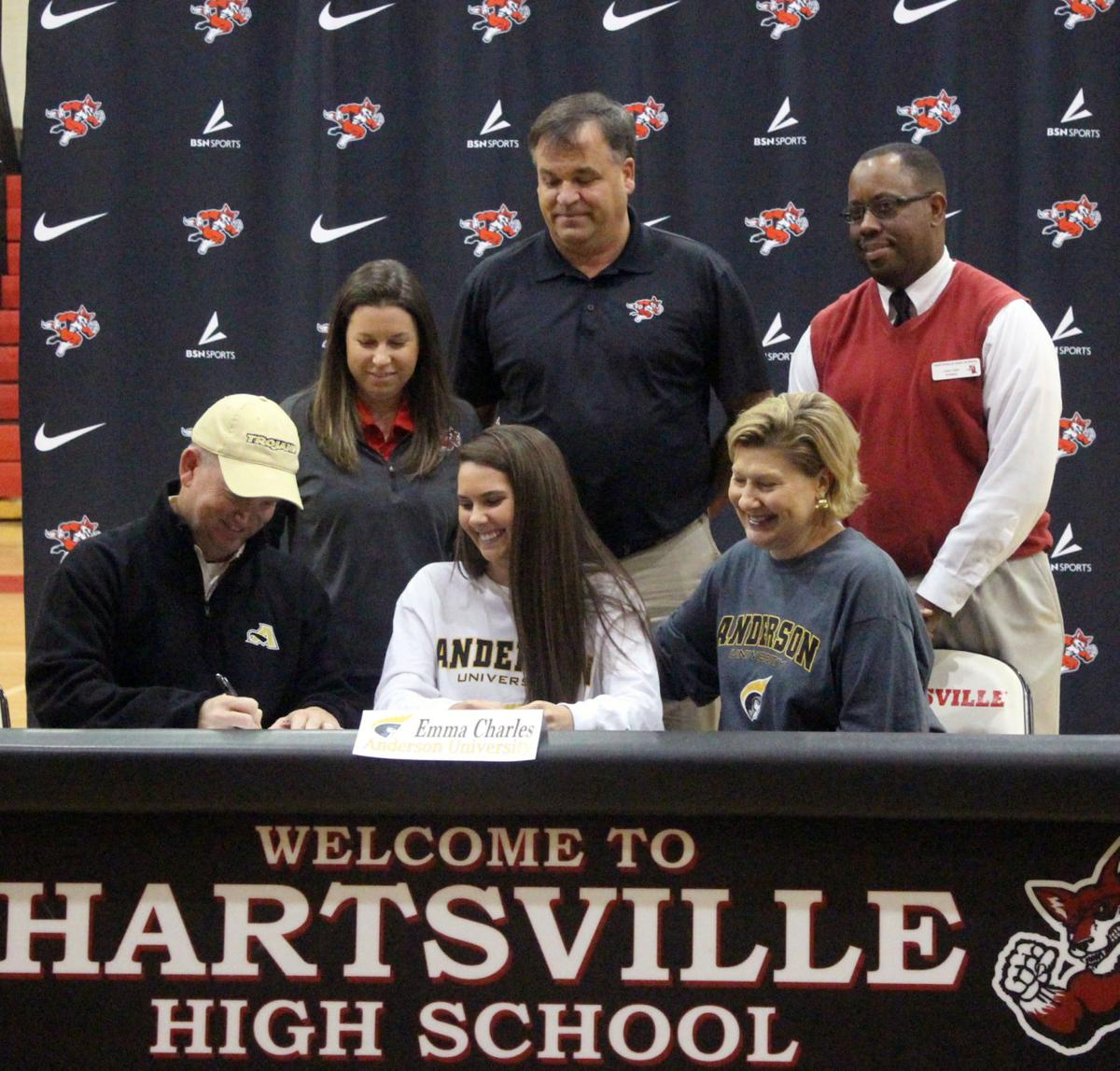 HHS fall signings