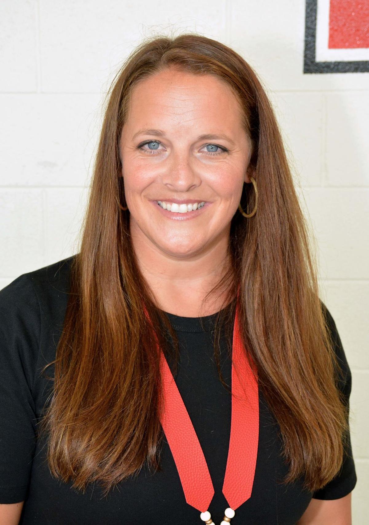 Amber Harvey Hartsville softball coach