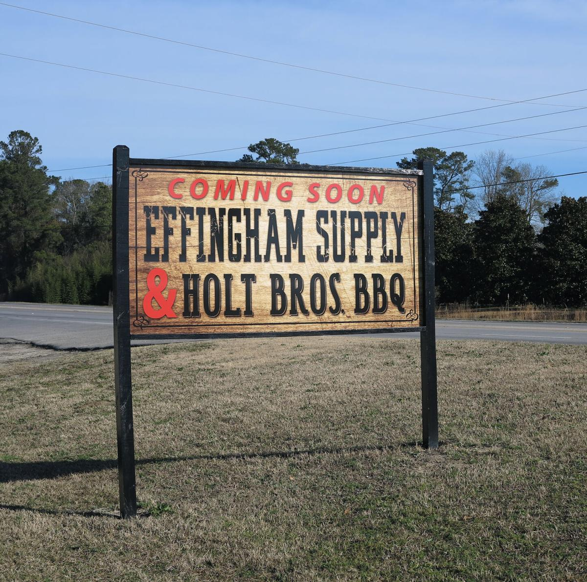 Holt Bros. BBQ to open second Florence location