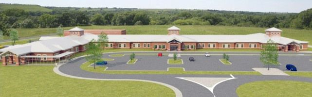 CONTRIBUTED Rendering of Darlington's new elementary school.