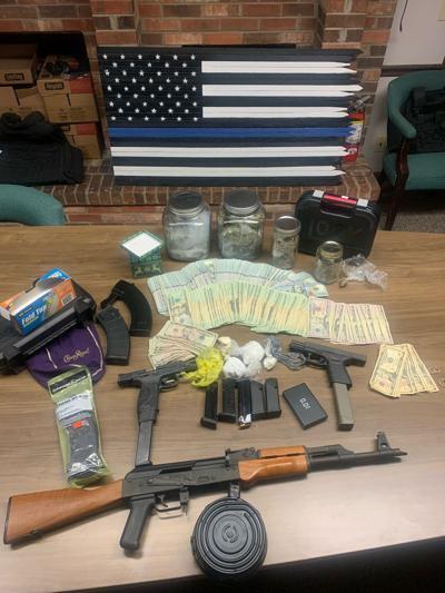 Timmonsville Drug Bust