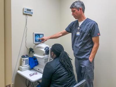 DNI Retinal Eye Scan