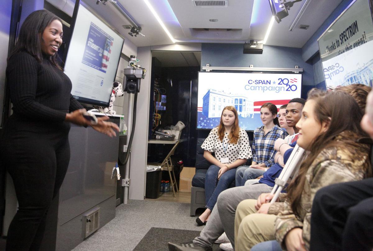 C-SPAN Bus Tour 2