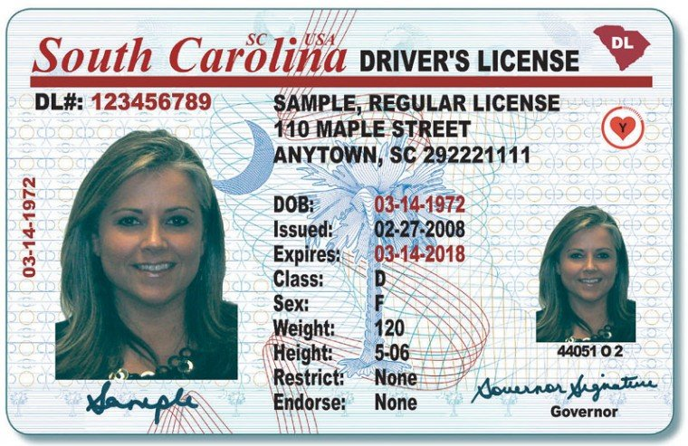 Scnow Look More Security State com Get New Driver's S c Licenses