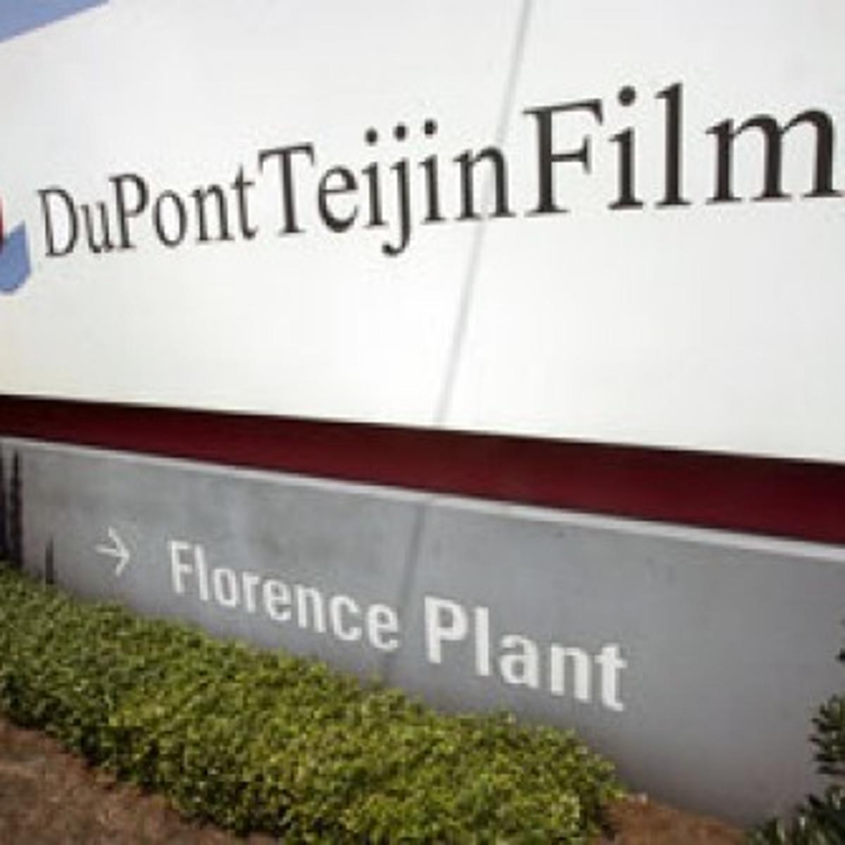 Florence's DuPont Teijin Films shutting down in 2010 | Local