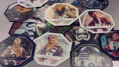 buying now get online utterly stylish Star Wars collectables offered at BI-LO stores | Business ...