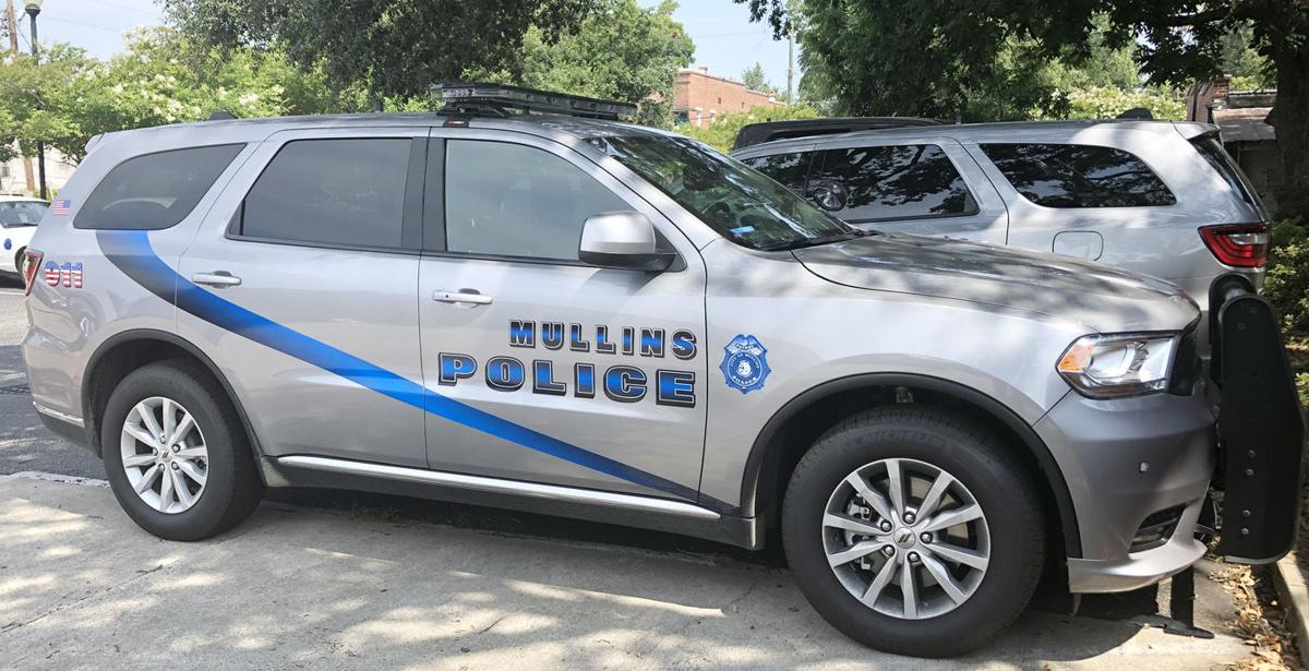 Mullins Police Department using more sports utility vehicles