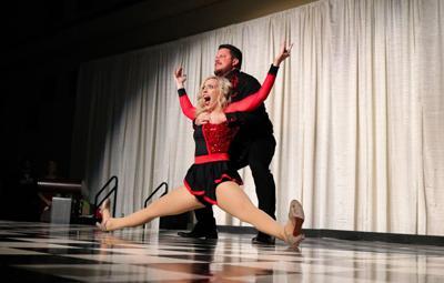 Dance winners