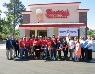 Freddy's opens on Pamplico Highway
