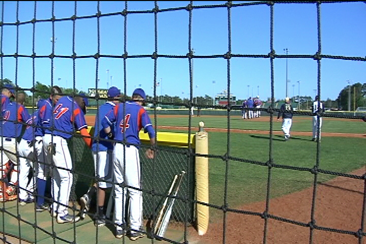 Athletes From All Over The Country Visit Myrtle Beach For A Baseball Tournament Held At High School