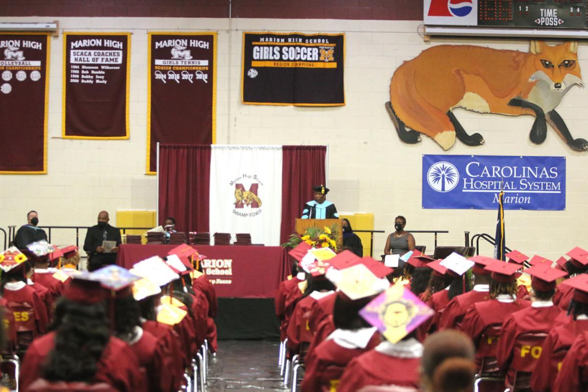 Marion High School 2021 Graduation