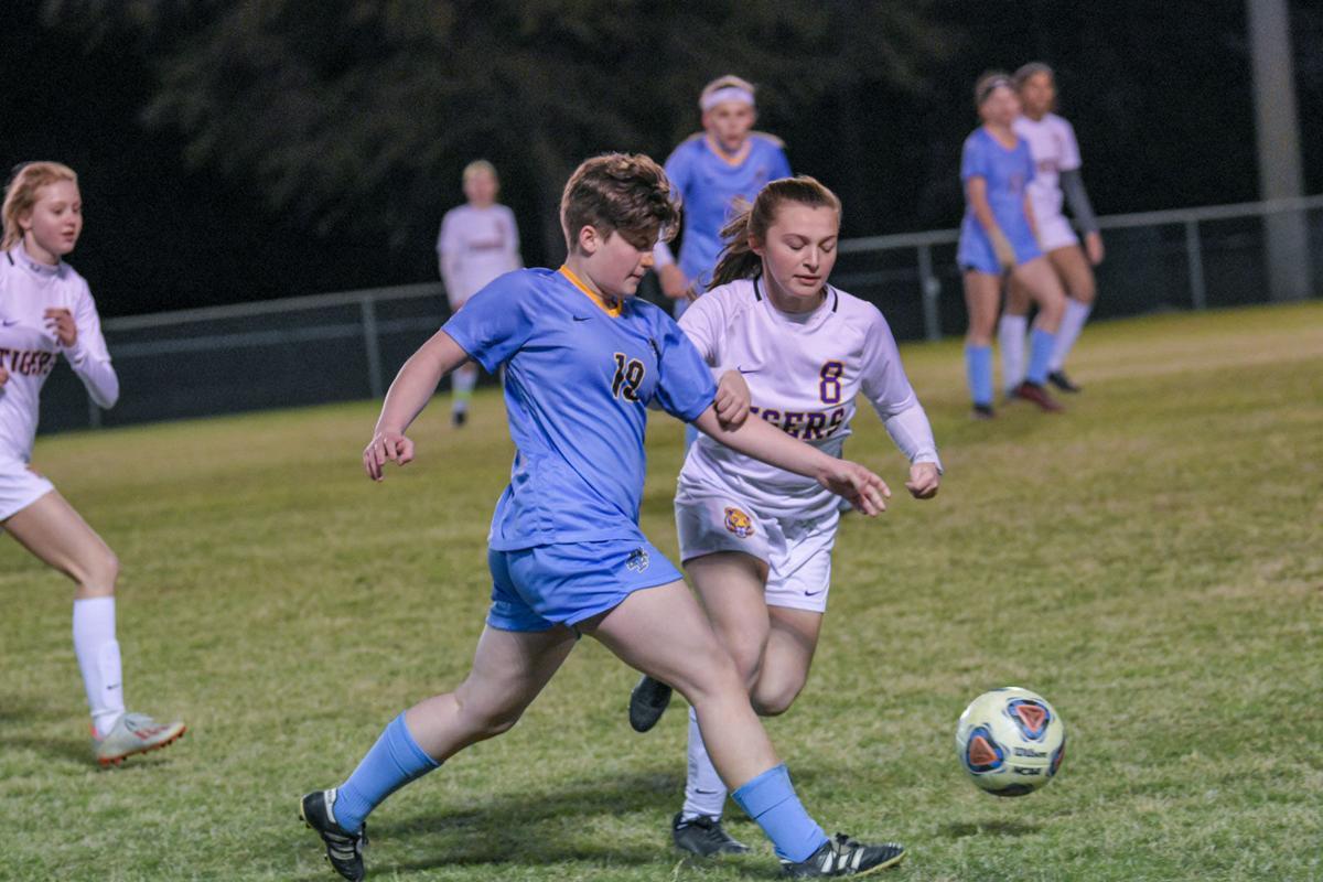 South Florence vs Wilson Varsity Girls Soccer