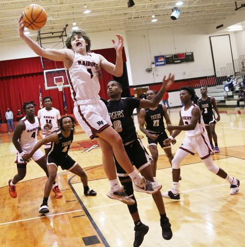 Hannah-Pamplico vs. Allendale-Fairfax Basketball