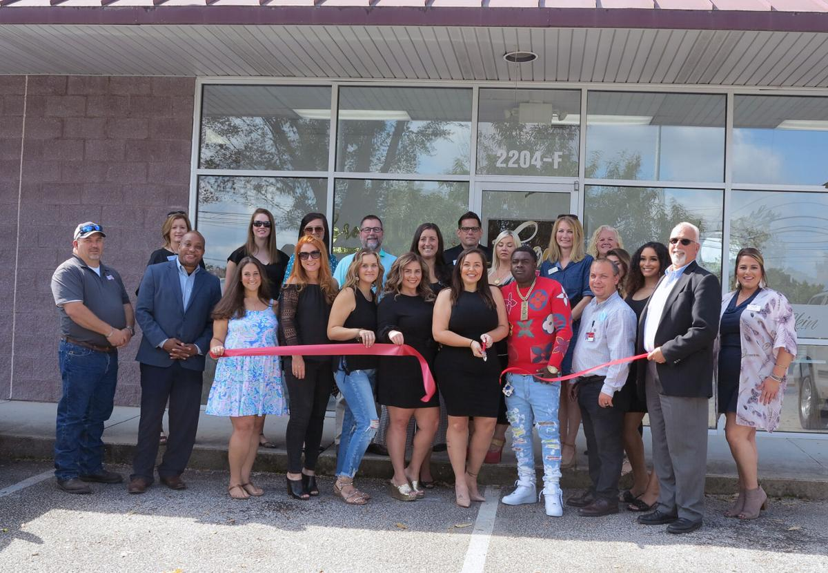 iBrow Deluxe Medical Spa holds ribbon cutting