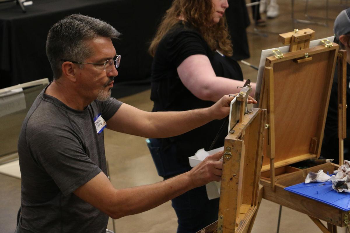 ArtFields Portrait Contest