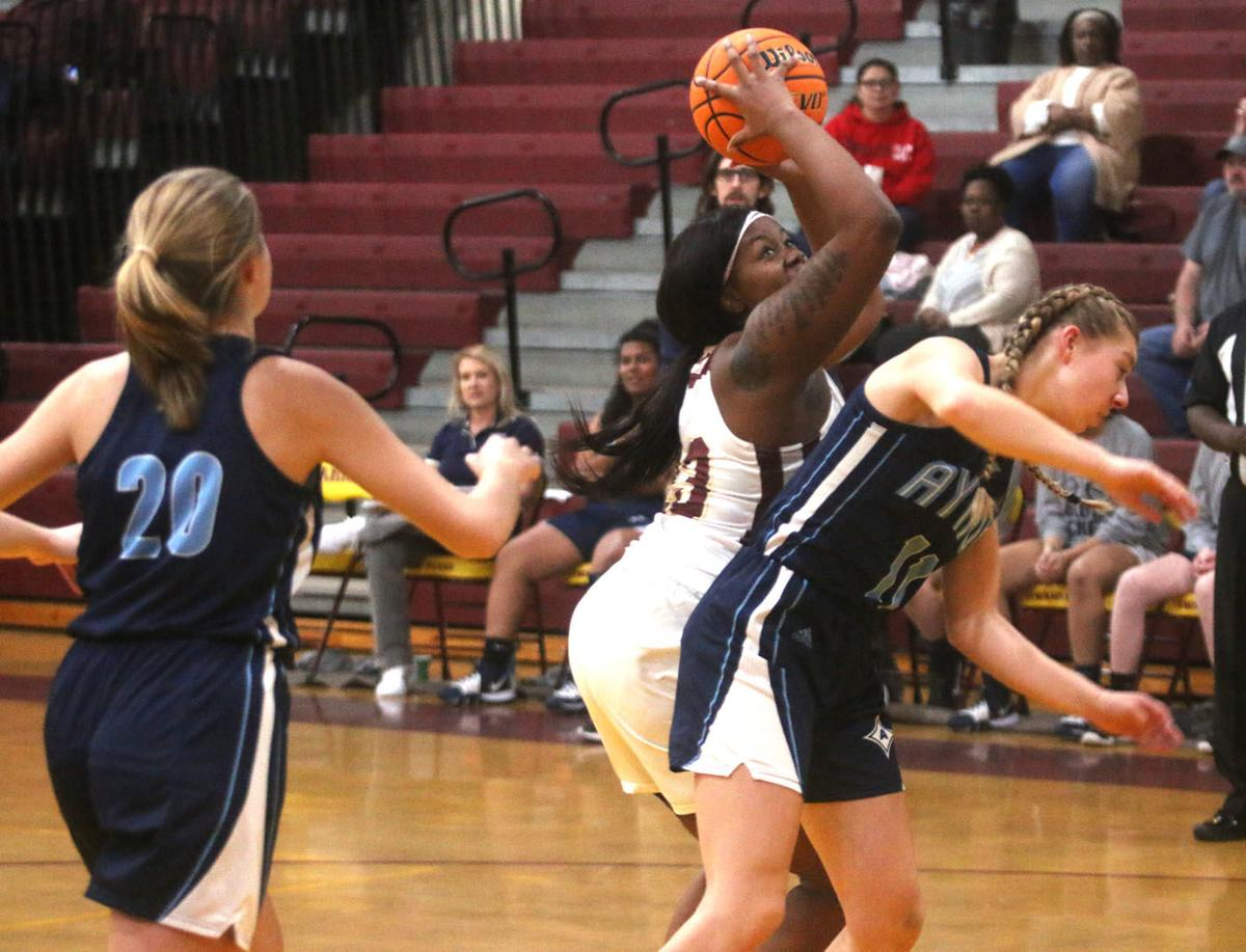 Marion vs Aynor Basketball