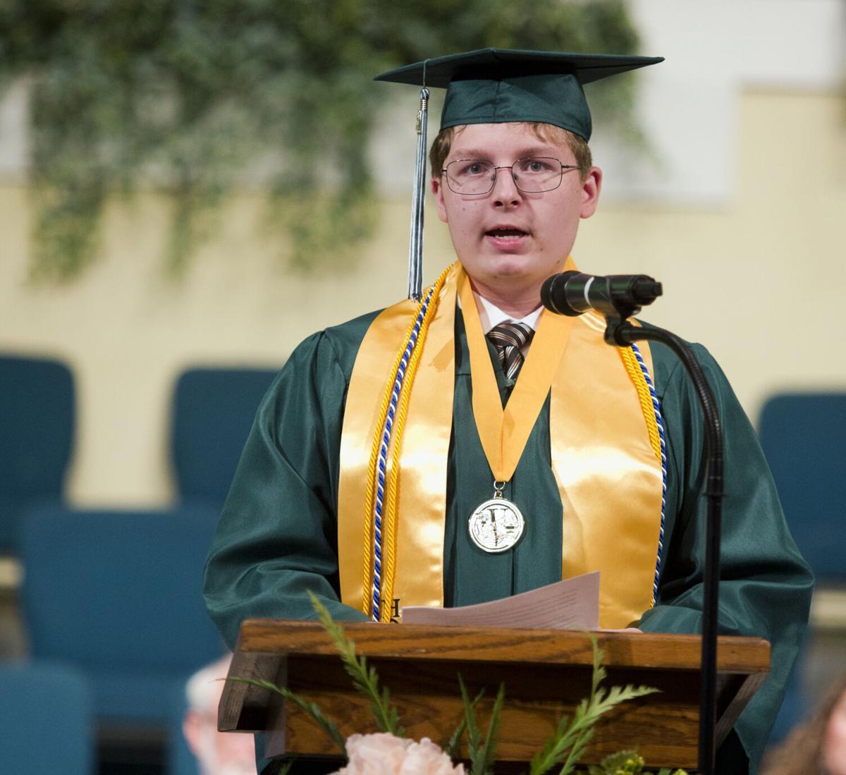 Emmanuel Christian School Graduation