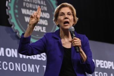 Elizabeth Warren rises in 2020 race as policy focus catches fire
