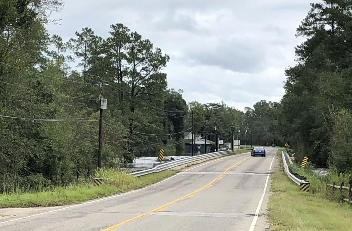Hurricane Florence cripples Marion County in street flooding